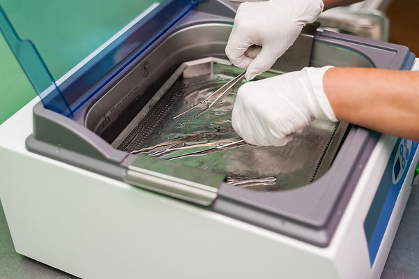 Cleaning systems for medical instruments