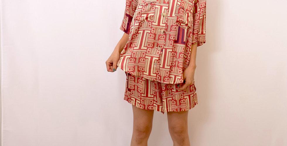 ISABELLE BLANCHE_blouse_pants_setup