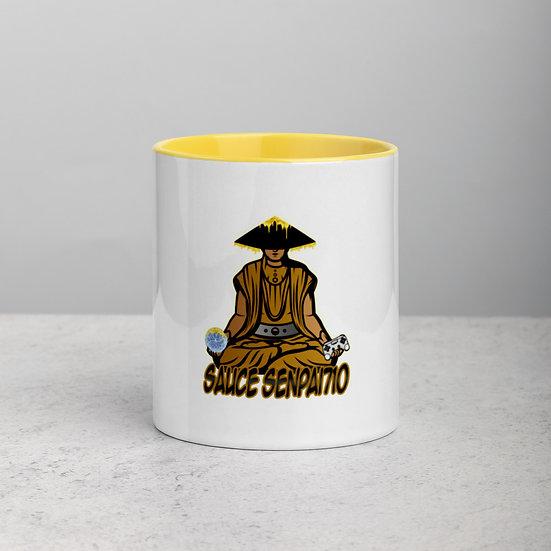 Sauce_Senpai710 Mug with Color Inside