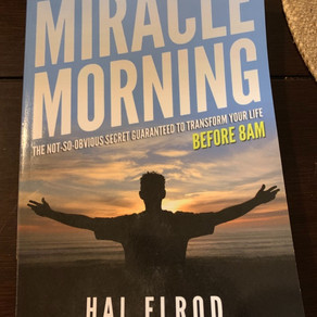 Book Report: The Miracle Morning