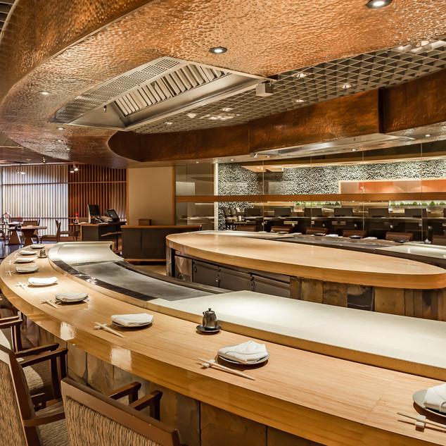 KiSara Japanese Restuarant  Teppanyaki C