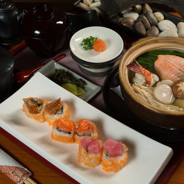KiSara Japanese Restaurant Food Menu (15