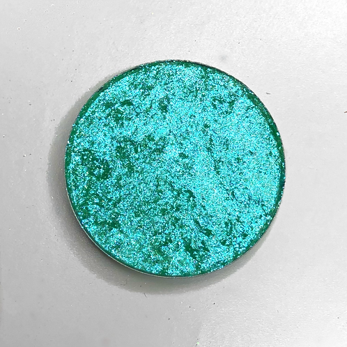 The Pastel Roses - Teal - Pressed Pigment