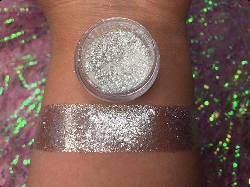 The Pastel Roses - Snow Flake  - Chameleon Loose Pigment