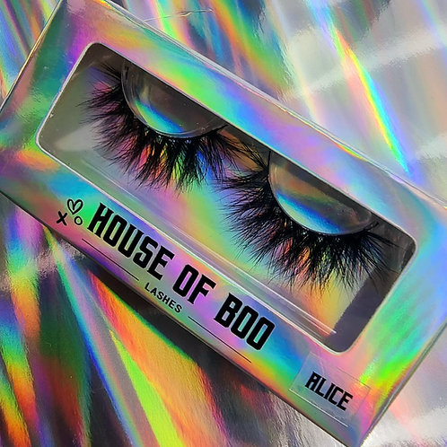 House of Boo - Alice Lashes
