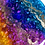 Thumbnail: Titmouse - Sea Glass Make-up Mixing Palette - Yellow-Purple-Teal
