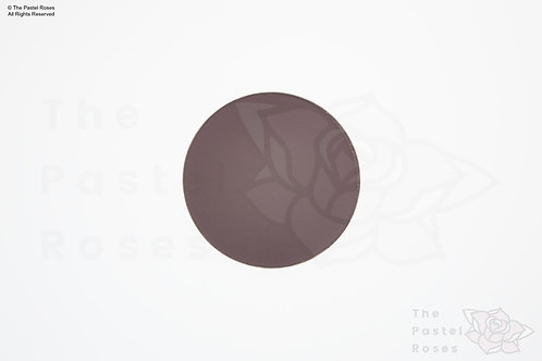 The Pastel Roses - Prune - Magnetic Matte Pressed Single Shadow - Large Pan