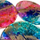Thumbnail: Titmouse - Sea Glass Make-up Mixing Palette - Pink&Teal