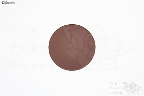 The Pastel Roses - Coffee Bean - Magnetic Matte Pressed Eyeshadow - Large Pan