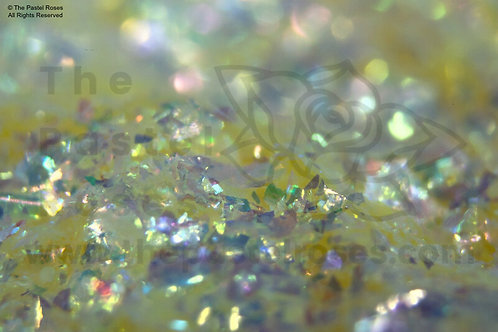 The Pastel Roses - Citrine - Neon Chameleon Loose Pigment