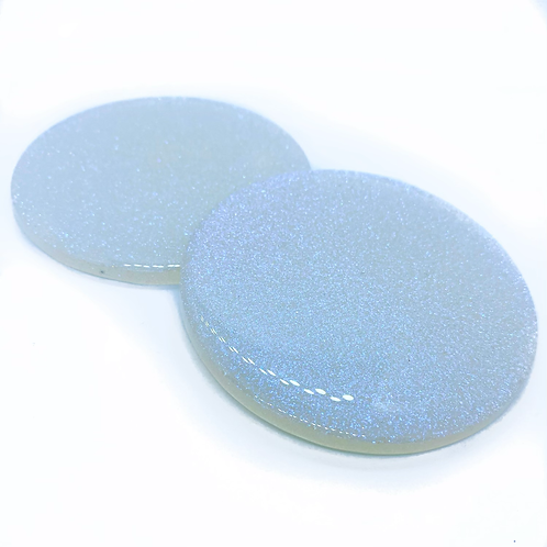Titmouse - Blue Opal - Small Make-up Mixing Palette