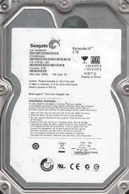 Seagate  502 2TB 7.2 K 3.5 SATA 3 G 64 MB HDD –