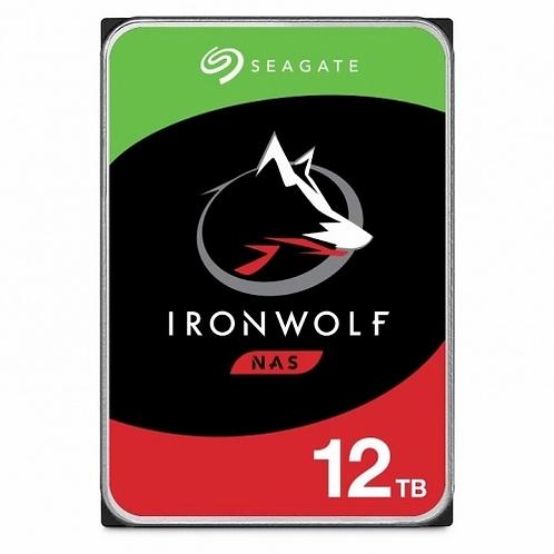 Disco Duro Interno Seagate IronWolf 3.5'', 14TB, SATA III, 6 Gbit/s, 7200RPM, 25