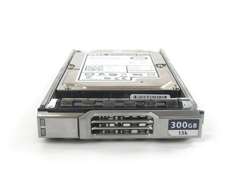DELL Equallogic 300gb 15000rpm Sas-6gbps 2.5inch Hard Disk Drive