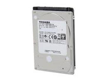 Disco Duro para Laptop Toshiba  2.5'', 1TB, SATA, 6 Gbit/s, 5400RPM, 8