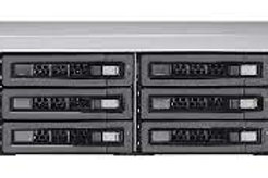 QNAP Network Attached Storage tes-1885u-d1531 – 16 gr (12 + 6) Bay Xeon d-1531 1