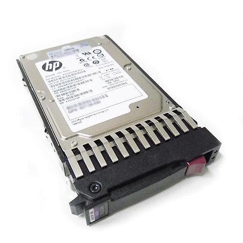 Disco Duro para Servidor HPE 300GB 6G SAS Hot Plug 15.000RPM SFF 2.5'', Enterpri