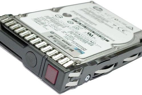 Disco Duro para Servidor HPE 300GB 6G SAS Hot Plug 10.000RPM SFF 2.5'', SC Enter