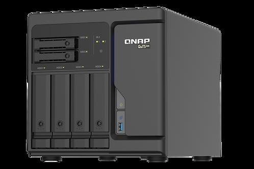 QNAP TS-h686-D1602-8G-US NAS de 8 bahías Intel® Xeon® D-1622 4 núcleos, procesad