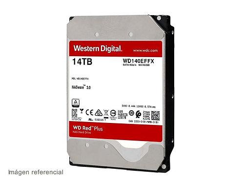 Disco Duro para NAS Western Digital WD Red de 1 a 8 Bahías, 14TB, SATA III, 6 Gb