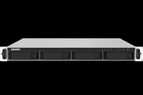 QNAP TS-432PXU-RP-2G NAS de Alta Velocidad para SMB de 4 bahías con Dos Puertos