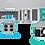 Thumbnail: QNAP TS-1263XU-RP-4G-US 2U 12-Bay AMD 64bit x86-based NAS and iSCSI/IP-SAN, Quad