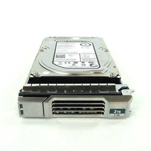 "Dell 2TB 3.5"" Nearline SAS 7.2K 6Gb/s Hard Drive"