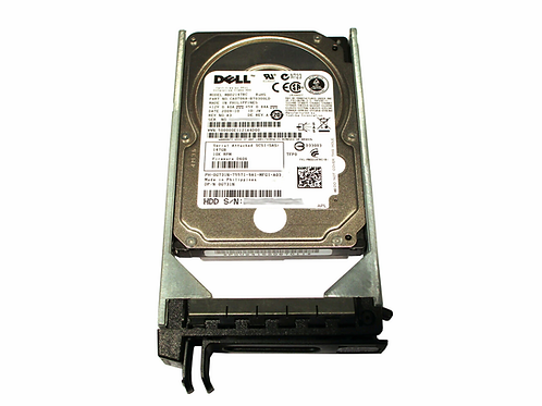 DELL 147gb 10000rpm 16mb Buffer Sas-3gbps 2.5inch Hard Disk Drive