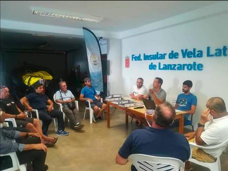 La Federación Canaria de Barquillos de Vela Latina celebrará una nueva Asamblea