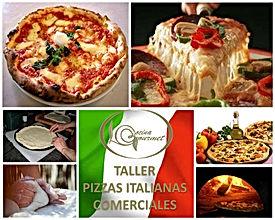 TALLER PIZZAS ITALIANAS ARTESANALES