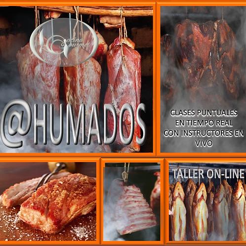 @HUMADOS TALLER ON-LINE