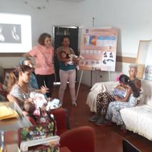 Jornada de Lactancia Marterna, LA CASA G