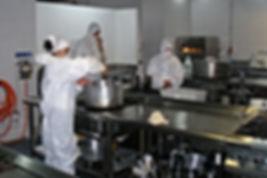 Producción ajstado las normas internacionles BPM