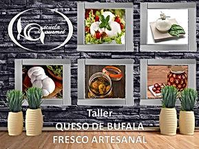 TALLER QUESOS D BUFALA FRESCOS ARTESANAL