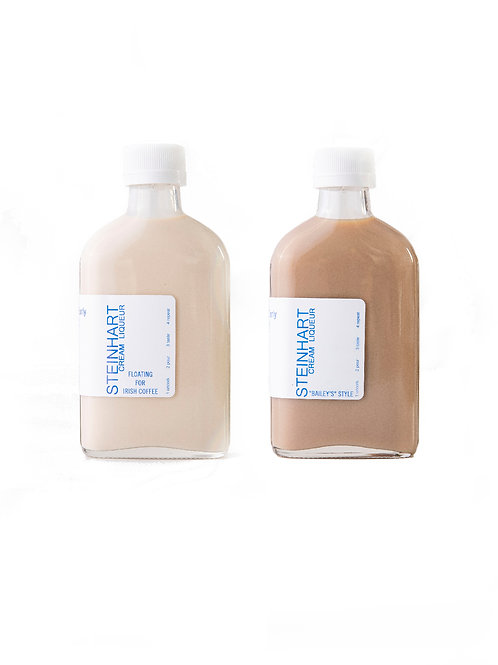 Cream Liqueur Duo 200ml x 2