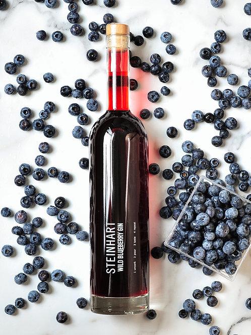 Wild Blueberry Gin 750ml