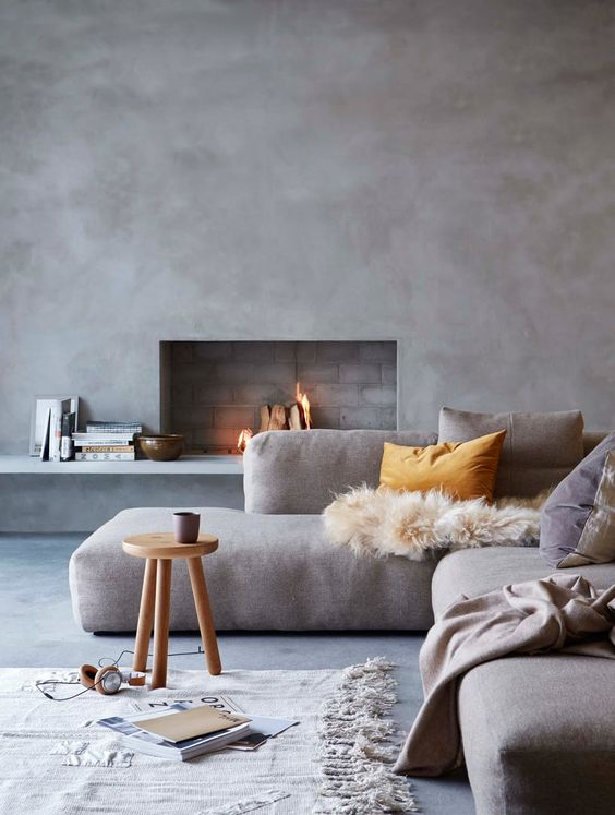 10x a concrete interior | Interieur | Rijssen-Holten | Lille Hus