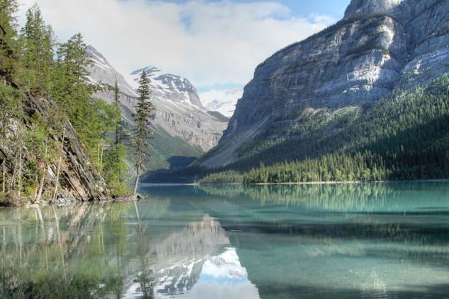 Kinney Lake, British Columbia, Canada