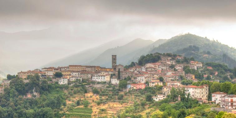Coreglia Antelminelli, Tuscany, Italy