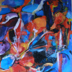 Abstract blue2