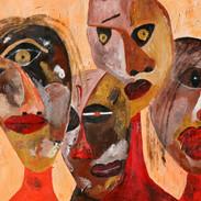 1.Coloured girls