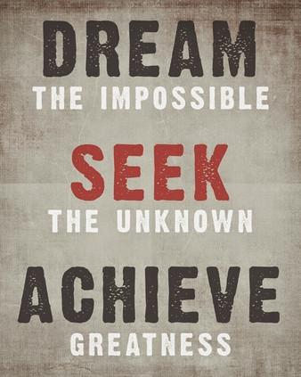Dream Again...