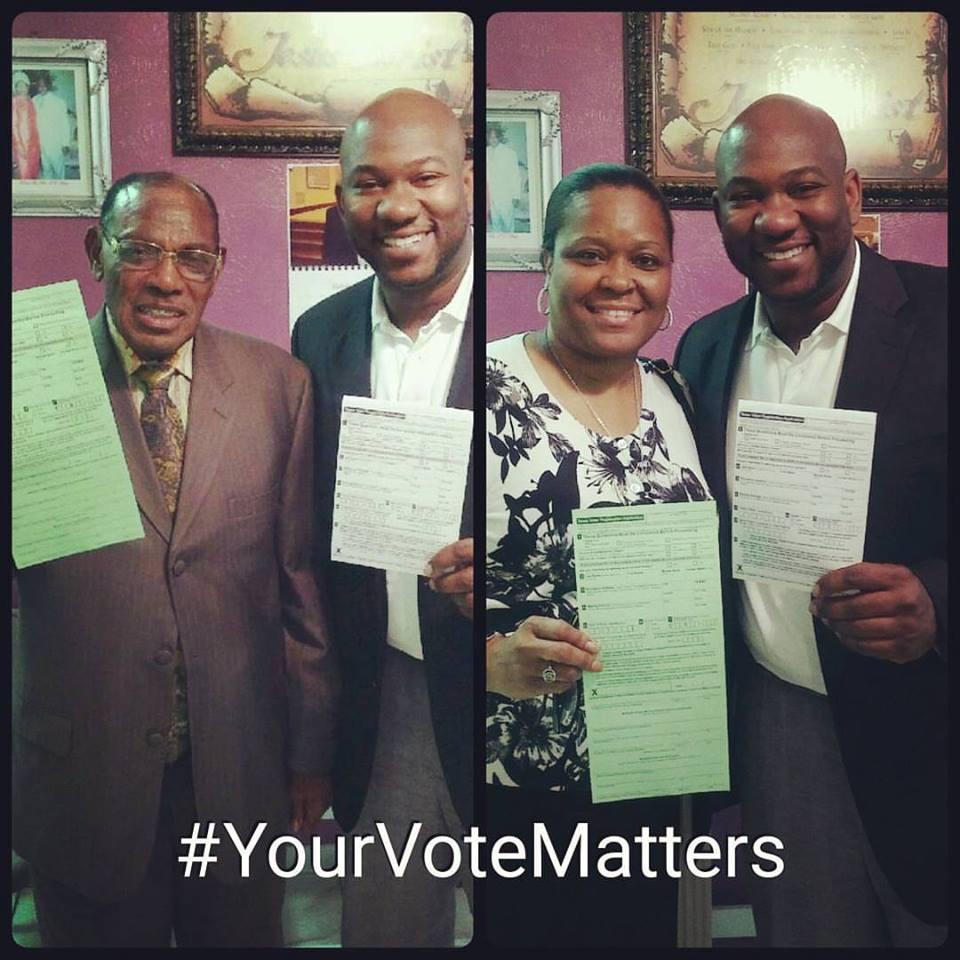 The Giving Project: Voter Register..