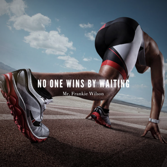 No One Wins by Waiting