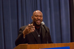 Speaking at SMU in Dallas, TX