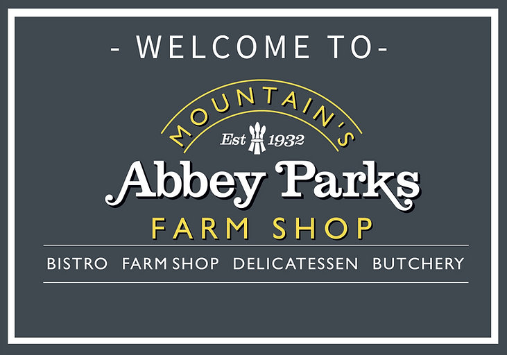 MOUNTAINS ABBEY PARKS postcards 2 sorts