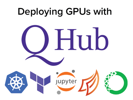 Deploying GPUs with QHub