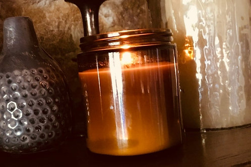 """""""Fall in Love"""" Soy Candle 8oz"""