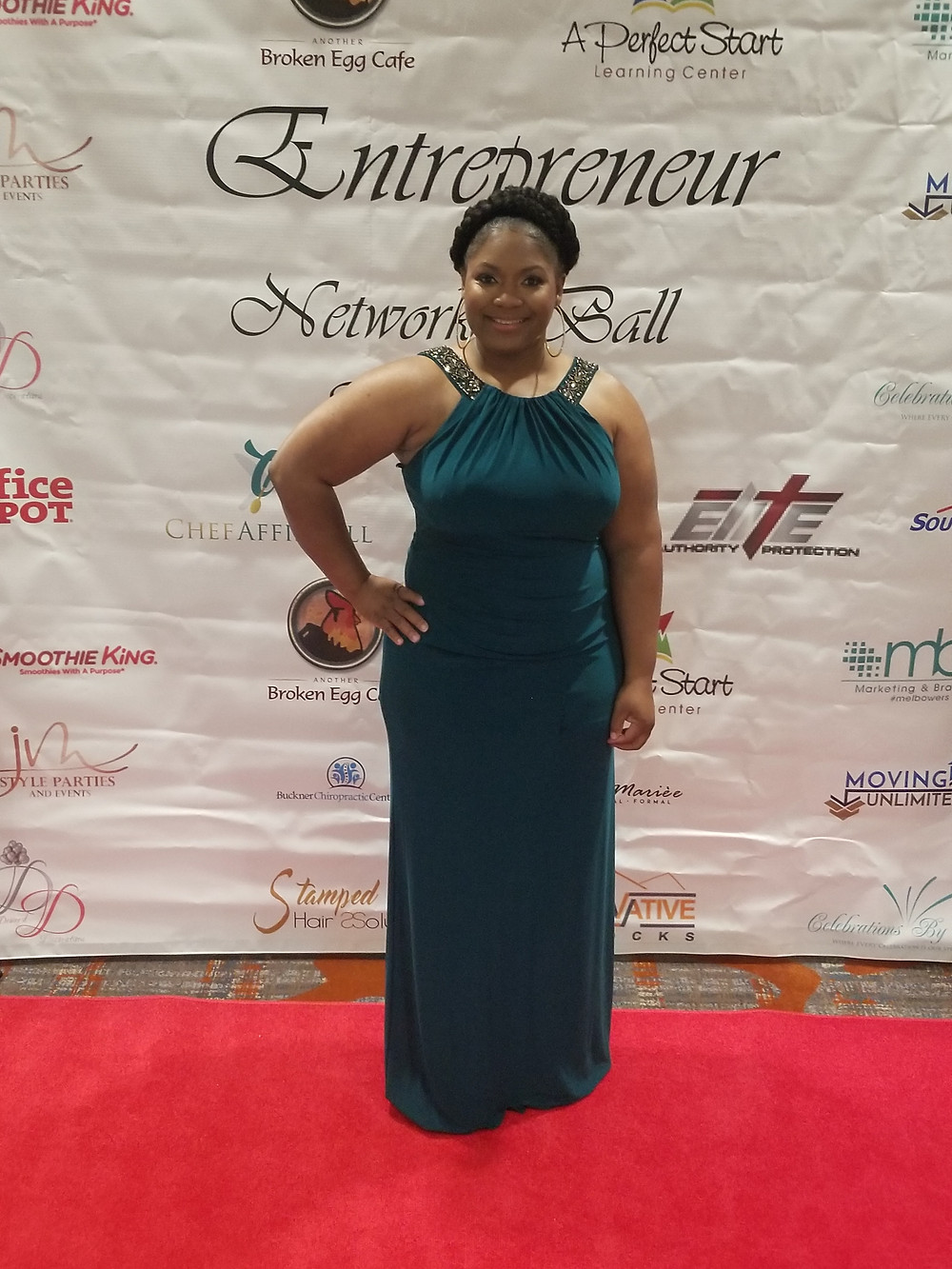 #ENB2018 Entrepreneur Networking Ball 2018