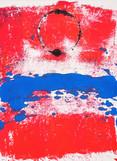 Rot Blau I